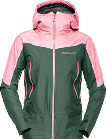 Marmot EVODry Clouds Rest Jacke Damen victory red | campz.at